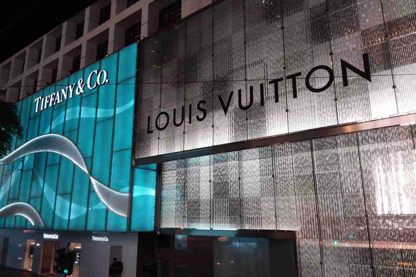 Louis Vuitton подал в суд на Tiffany
